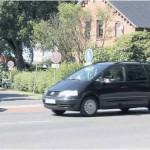 Neue Straße muss her: Der Kassebrucher Weg und die Kreuzung zum Amtsdamm können das Verkehrsaufkommen nicht mehr bewältigen. Foto (rk)