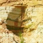 Eine Kulisse wie in einem Western: die Driftsether Sandgrube. Die Ansicht verdeutlicht, warum die Samtgemeinde den Bereich für eine touristische Schutzgrube hält. Foto Luise Bär