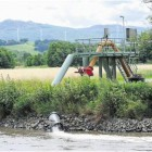 Salzwasser aus Hessen landet in der Werra. Eine Pipeline würde den Fluss entlasten –  doch wo fließen die Abfälle in die Nordsee? Foto Zucchi/dp