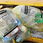 """Die Bundesregierung will einen möglichst hohen Anteil der Abfälle einem """"hochwertigen Recycling zuführen"""". Die Grünen kritisieren, dass der Müll nicht recycelt, sondern überwiegend verbrannt werde. Foto Murat/dpa"""