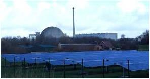 Erörterungstermin zum Abbau des Kernkraftwerks