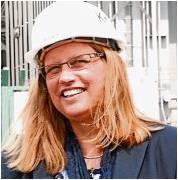 Dr. Susanne Engstler, stellvertretende Kraftwerksleiterin Foto Fixy