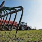 Vor allem Überdüngung soll für die hohe Nitratbelastung des Grundwassers in Niedersachsen verantwortlich sein. Foto Schulze/dpa